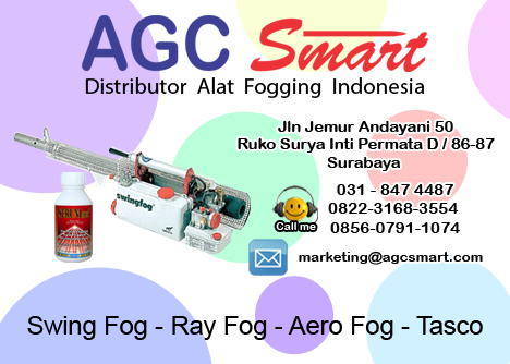 Distributor Mesin Fogging Indonesia