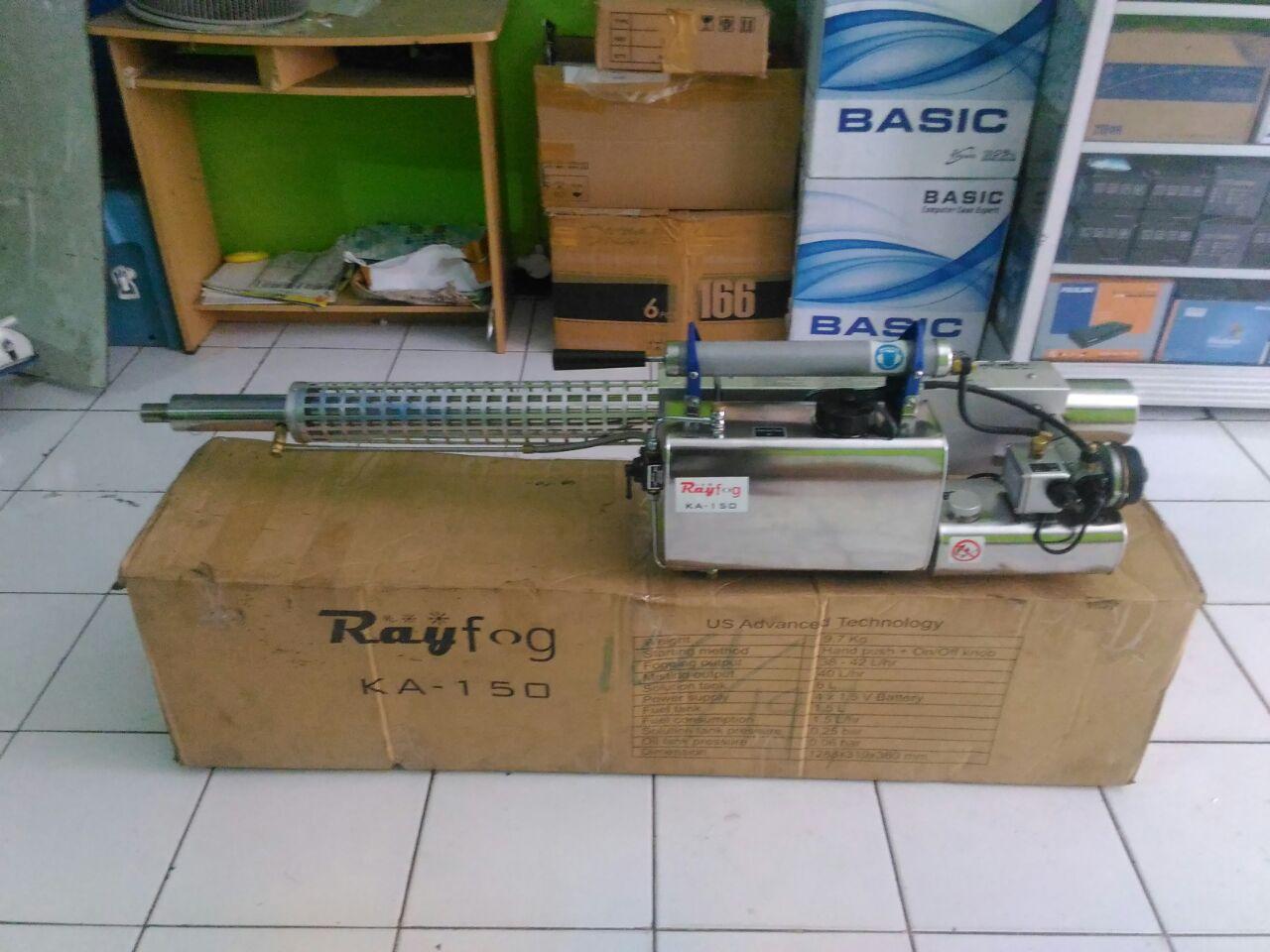 Rayfog KA 150