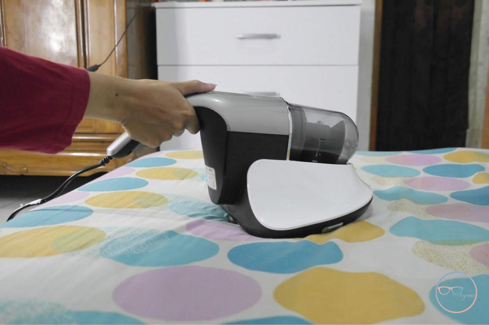 Sedot Dengan Vacuum Cleaner